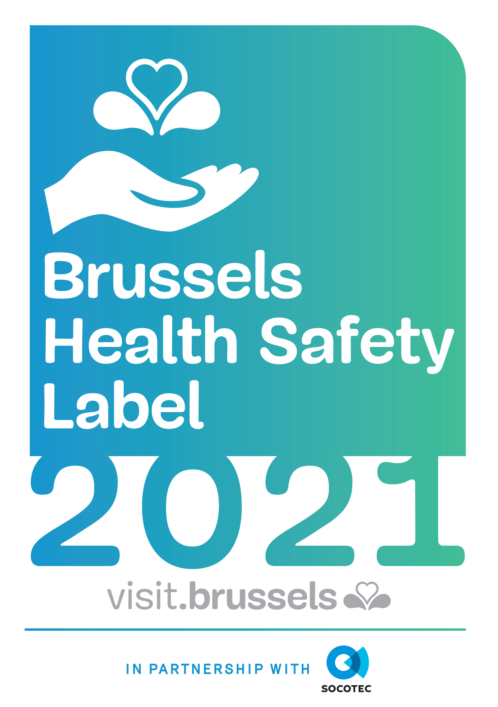 Brussels Health Safety Label 2021